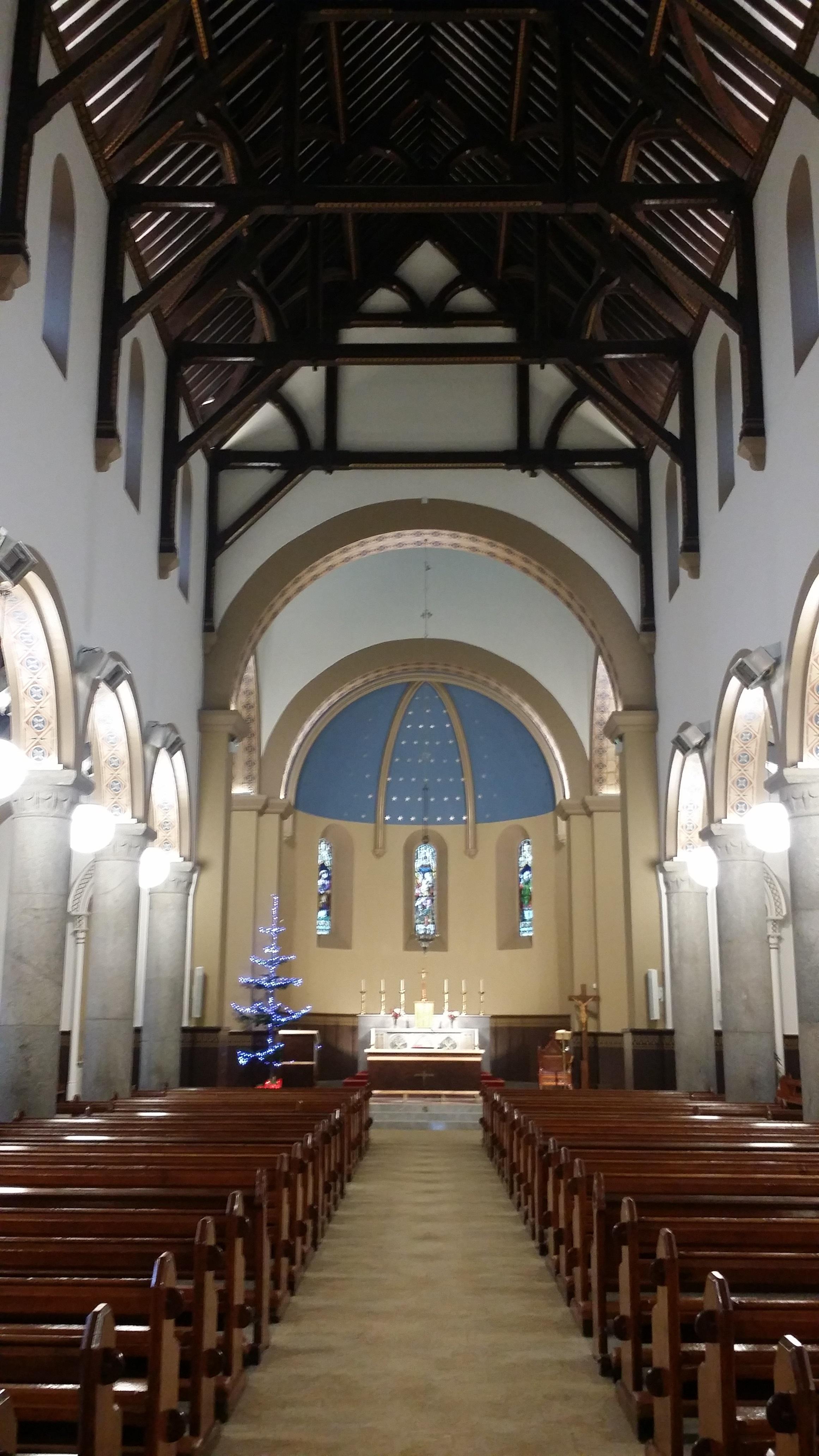 St Michael S Church Gorey Co Wexford Guardian Fire